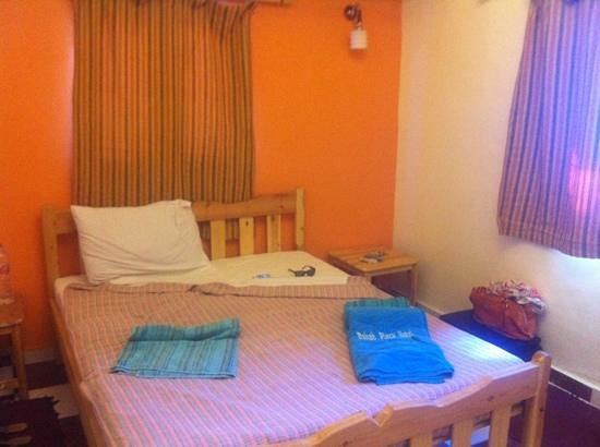 Dahab Plaza Hotel:                   bed
