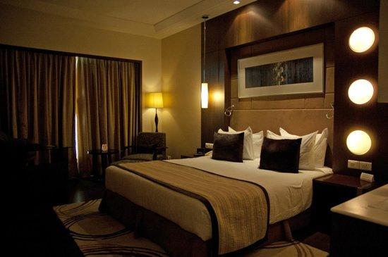 Radisson Blu Agra Taj East Gate:                   Room interior