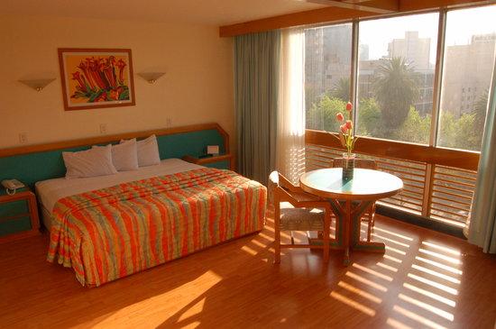 Hotel Casa Blanca Mexico City: Master King Room