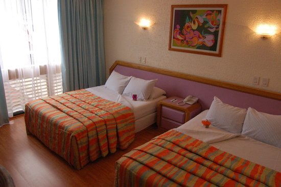 Hotel Casa Blanca Mexico City: DOUBLE ROOM