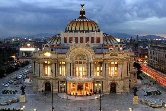Hotel Casa Blanca Mexico City: PALACIO DE BELLAS ARTES