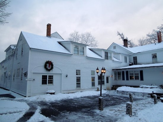 ‪‪Dowds' Country Inn‬: Dowds' Country Inn in Winter‬