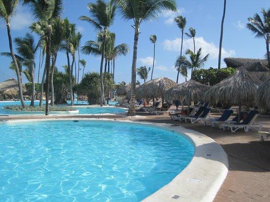 Iberostar Punta Cana:                   Poolside
