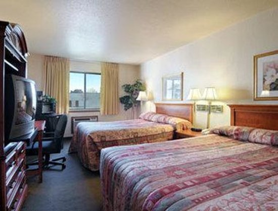Rodeway Inn : Standard Double Double Bed Room