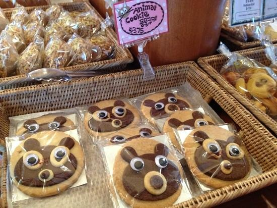 Breeze Bakery Cafe:                   cute cookies