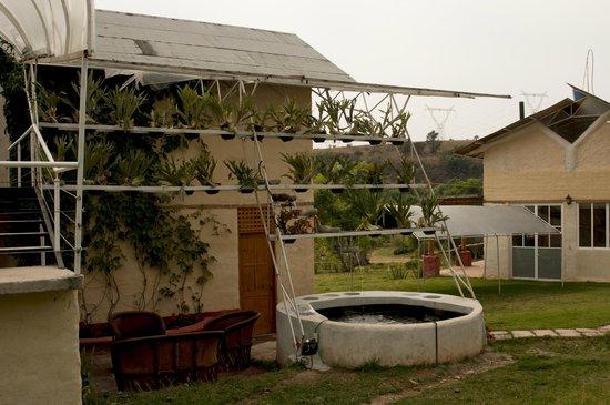 Rancho El Reencuentro: contamos con calentadores solares