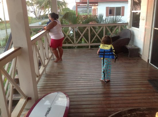 Hermosa Surf Vacations:                                     Tita!