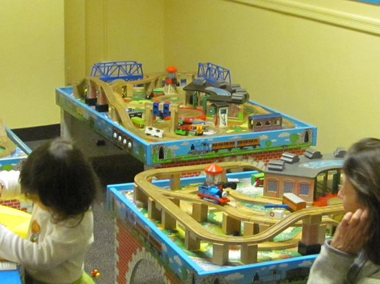 Lego exhibit - Picture of San Diego Model Railroad Museum, San Diego ...