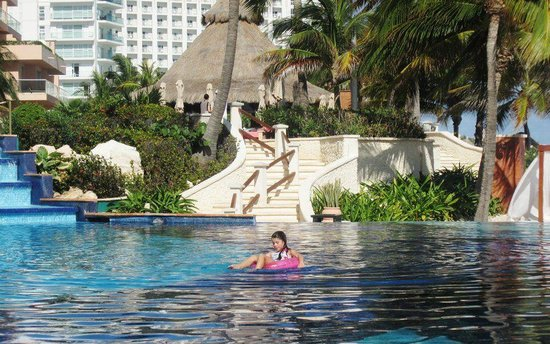 Grand Fiesta Americana Coral Beach Cancun:                                                       the pool