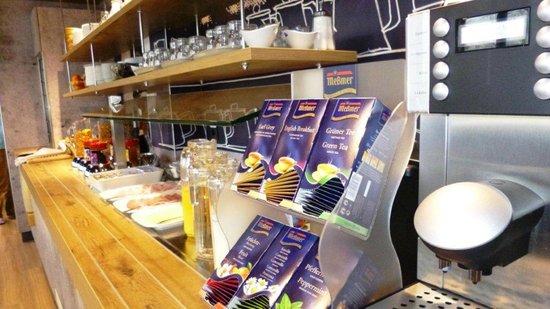 Ibis Budget Karlsruhe: damit Ihr Tag gut beginnt - unser Frühstücksbuffet