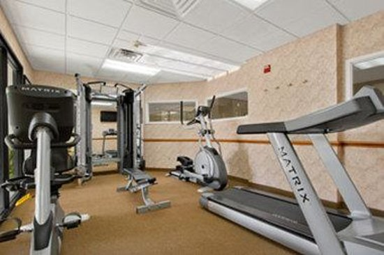Wingate by Wyndham Raleigh: Fitness Center