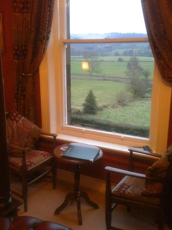 Holmefield Guesthouse:                   the view