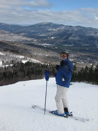 Sunday River Ski Resort:                   Top of Risky Business