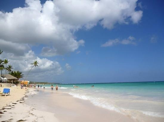 Ocean Blue & Sand:                   beautiful beaches!!!