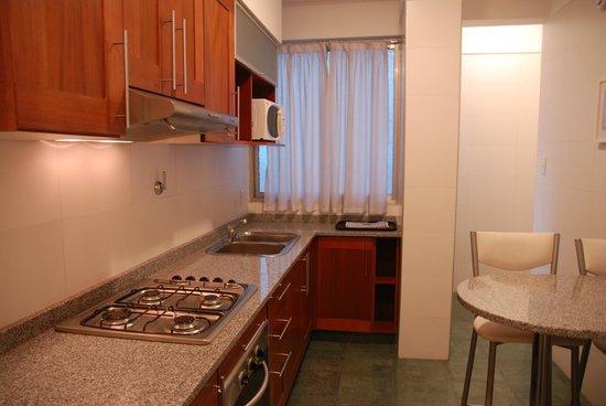 Trianon Residence Recoleta:                   Kitchen