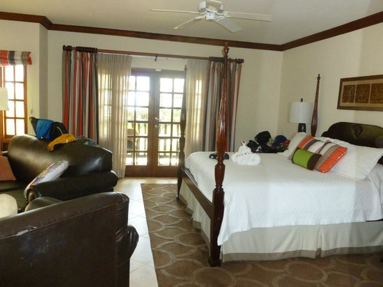 Beaches Negril Resort & Spa:                   Beaches 1st Floor Savanna room (600s)
