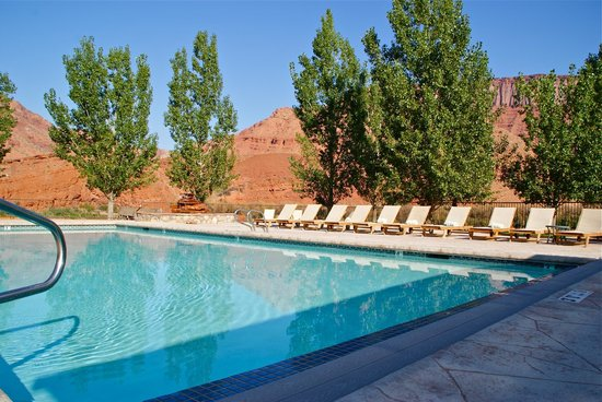 Sorrel River Ranch Resort and Spa:                   la piscine