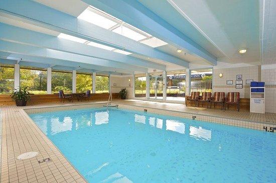 Coast Tsawwassen Inn : Pool