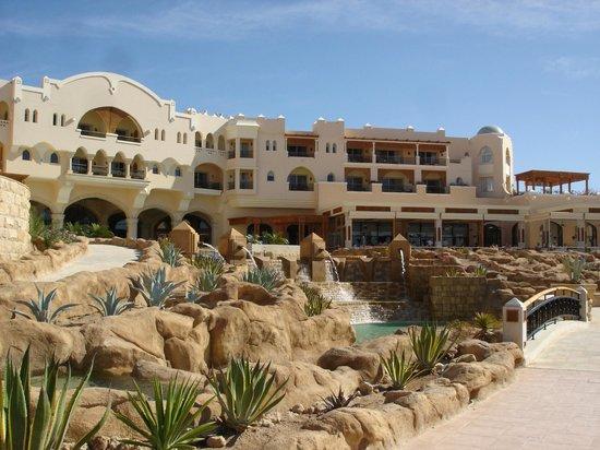 Kempinski Hotel Soma Bay:                   main hotel building