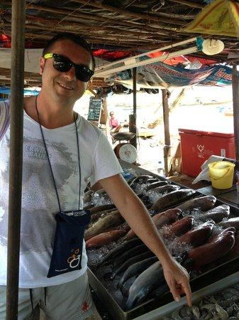 Phu NaNa Boutique Hotel:                   mercato del pwsce