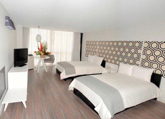 Hotel El Ejecutivo: Guest Room
