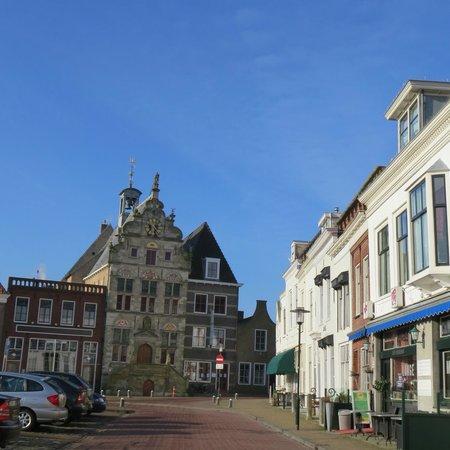 B&B Villetta:                                     Brouwerhaven nearby