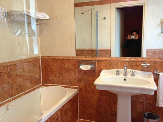 Duodo Palace Hotel:                   bagno