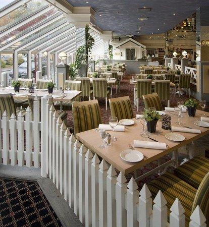 Scandic Park Drammen: Restaurant