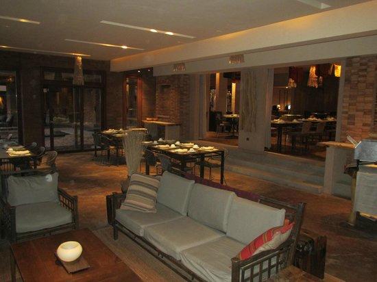 Alto Atacama Desert Lodge & Spa:                   Sala de café da manhã e jantar