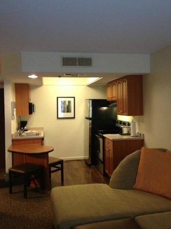 HYATT house Parsippany/Whippany:                                     Kitchen