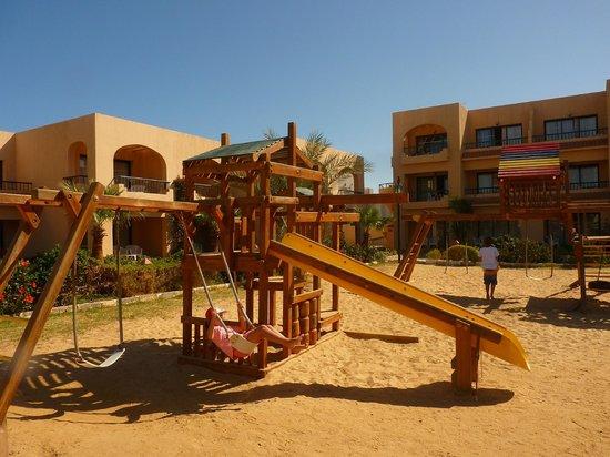 Ali Baba Palace:                   Kids play area