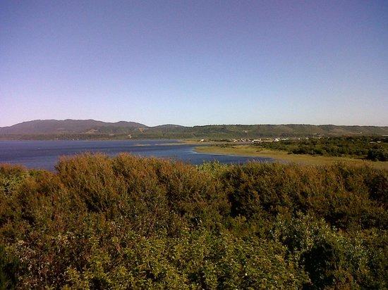 Chiloé, Chile:                   Océano pacífico