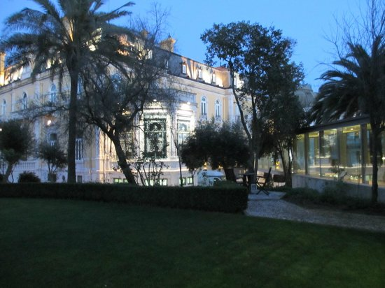 Pestana Palace Lisboa Hotel & National Monument:                   hotel