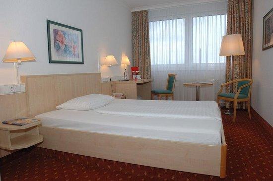 InterCityHotel - Schwerin: ICH Schwerin Rooms Standard Grandlit