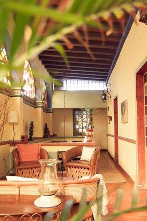 Casa Venezuela:                   Upstairs Common Area