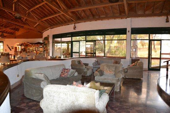 Tarangire Sopa Lodge:                   Common Area of Lodge                 