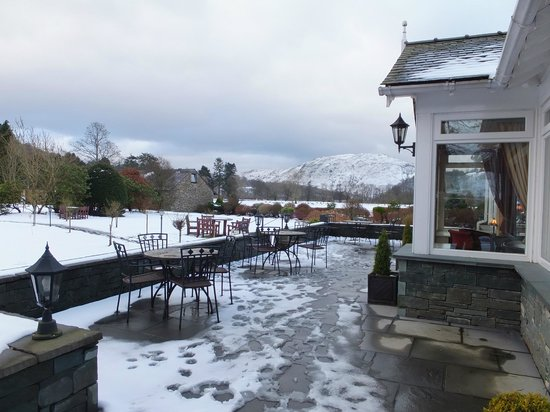 Grand at Grasmere:                   The grounds