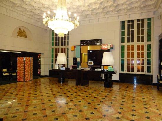 Grand Hotel Palace:                   Lobby                 