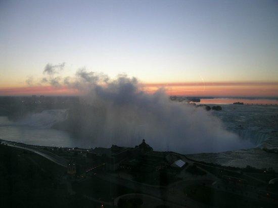 Niagara Falls Marriott Fallsview Hotel & Spa:                   Un buongiorno di sicuro