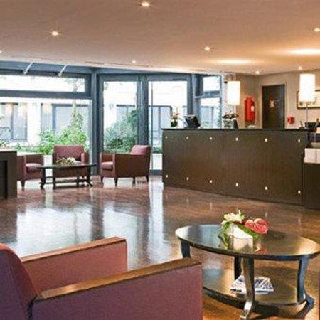 Hotel Concorde Montparnasse: Lobby 3