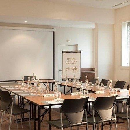 Campanile Paris Sud - Porte D'Italie : Meeting Room