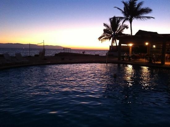 Vamar Vallarta All Inclusive Marina and Beach Resort:                   beach view