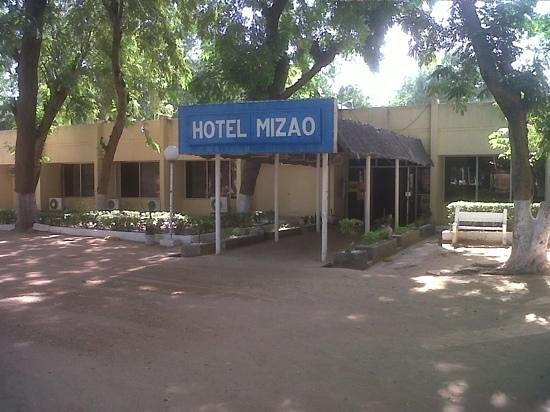 Maroua, Cameroon:                   Hotel Mizao