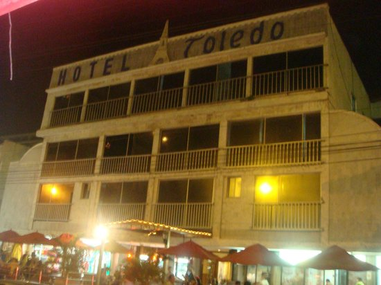 Hotel Toledo:                                                       Hotel