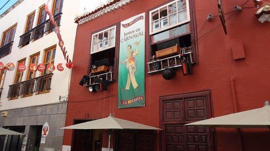 La Hierbita: Restaurant
