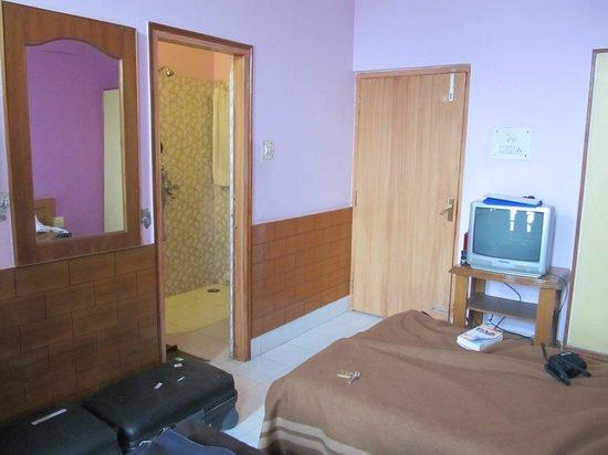 Hotel Haifa:                   Chambre