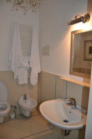 Ca' della Corte:                   Ванная комната