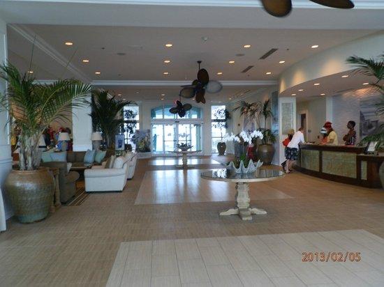 Margaritaville Beach Hotel:                   lobby