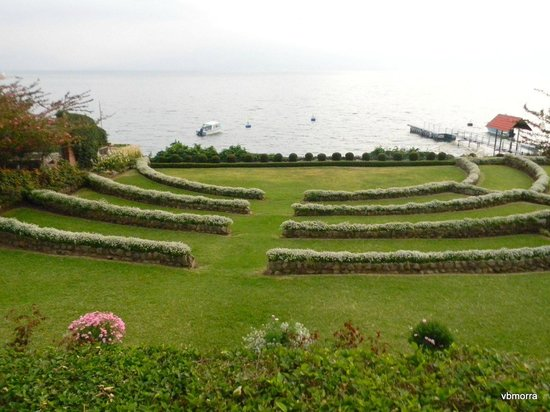 Hotel Atitlan:                   Gardens by the Lake_2