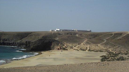 Sandos Papagayo Beach Resort:                   Hotel FROM Papagayo peninsula...some great beaches here.
